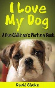 i love my dog cover
