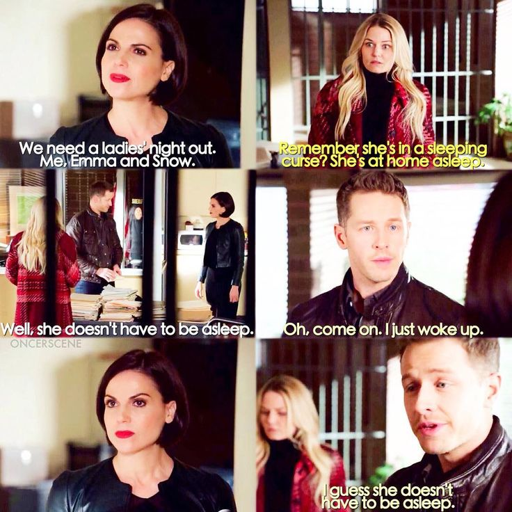 """Regina's like, """"I'm technically your mother-in-law shepherd. You're gonna do what I say."""""""