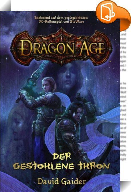 Dragon Age Band 1: Der gestohlene Thron    ::  Die Rebellenkönigin ist tot! Verraten und ermordet von ihren eigenen abtrünnigen Lords. Ihr Sohn Maric versammelt nun eine Armee von Aufständischen um sich, in dem verzweifelten Versuch, seine Nation dem Griff eines Tyrannen zu entreißen. Doch die Zeichen stehen gegen ihn. Sein Volk lebt in Angst und seine Kommandeure sehen in ihm nur den unerfahrenen Jüngling. Seine einzigen Verbündeten sind ein junger ungestümer Gesetzloser und Rowan, ei...