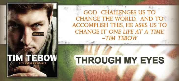 "Tim Tebow Inspirational Quotes: 33 Best Tim""I Won A Playoff Game For Denver Without Being"