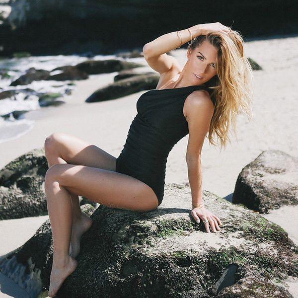 Icon Swimsuit, Black