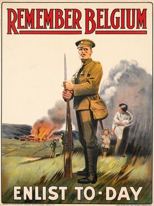 Image result for New Zealand world war 1 recruitment posters