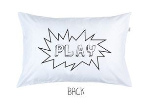Burrow & Be SLEEP/PLAY Pillowcase