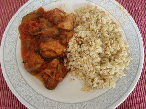 Poulet-a-la-provencale 3pp/portion