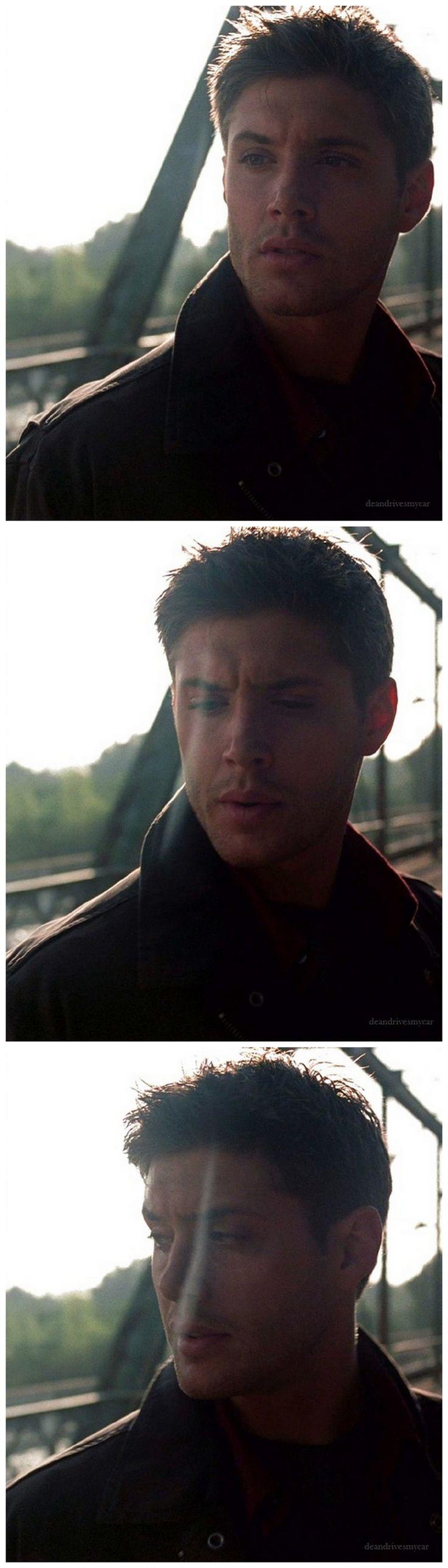 Dean - Supernatural Pilot - stunning edit from deandrivesmycar on Tumblr