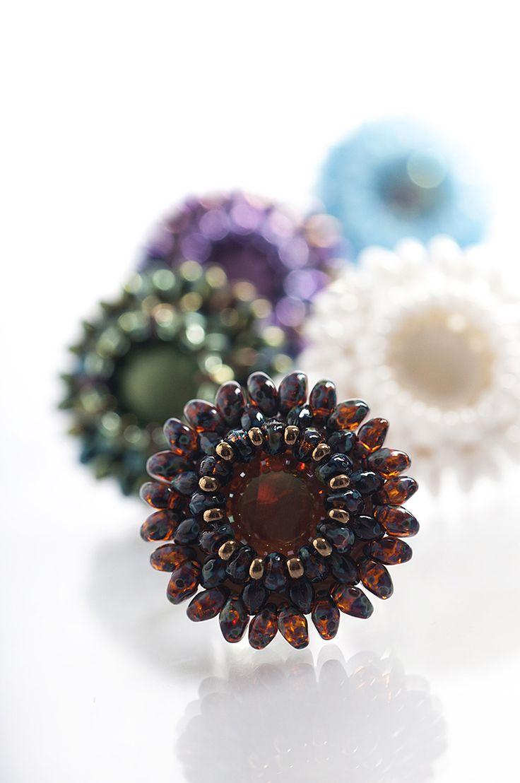 102 best gyr tutorial images on pinterest rings bead jewelry free pdf from preciosa ornela easy ring seed bead tutorials baditri Choice Image