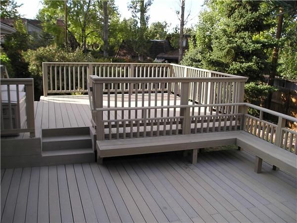Composite Decking Deck Picture Gallery