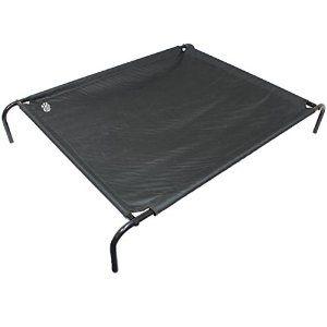 me u0026 my large raised dog bed u0026 frame amazoncouk - Elevated Dog Beds