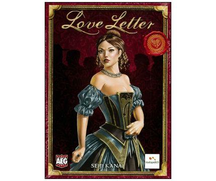 Love Letter (SVE) - WorldofBoardGames.com