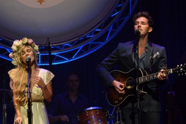 'Nashville' actors Sam Palladio and Clare Bowen reveal they are both working on their own solo albums.