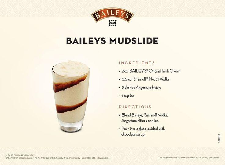 Baileys Food Recipes