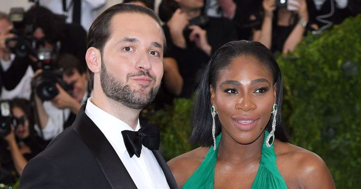Serena Williams and Alexis Ohanian wed after announcing their engagement in December