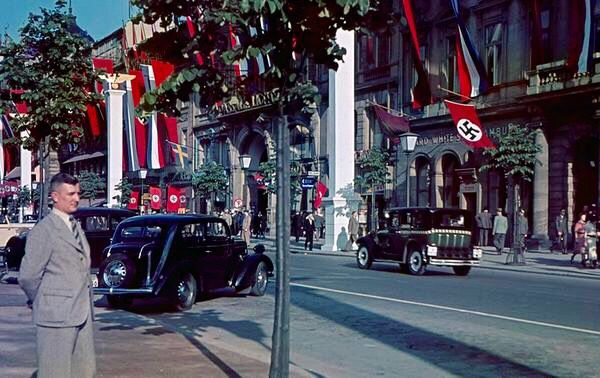 Unter den Linden 1936 Historische bilder, Berlin