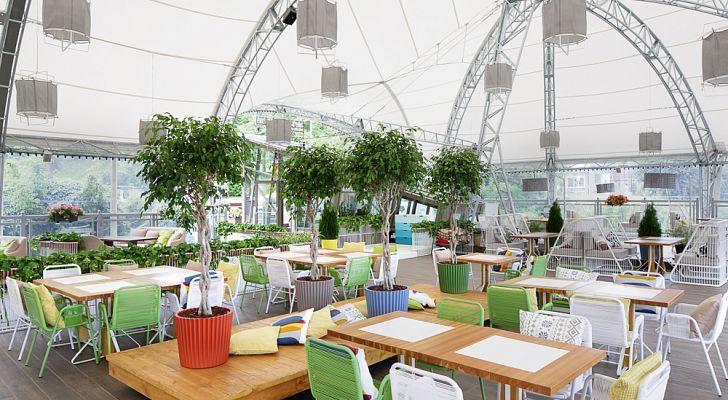 Изготовление мебели для летних площадок в Москве