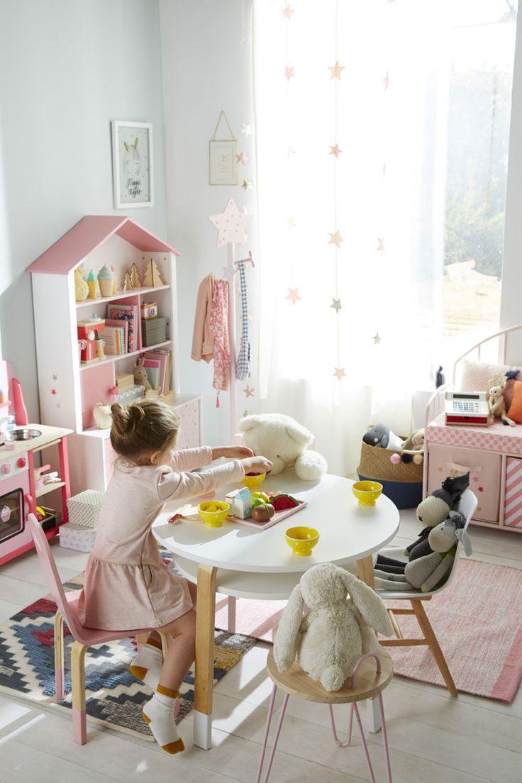 VERTBAUDET - Aménager un coin jeux, dînette, lecture ... dans une chambre d'enfant.