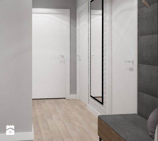 Aranżacje wnętrz - Hol / Przedpokój: wejście do mieszkania - MIKOŁAJSKAstudio. Przeglądaj, dodawaj i zapisuj najlepsze zdjęcia, pomysły i inspiracje designerskie. W bazie mamy już prawie milion fotografii!