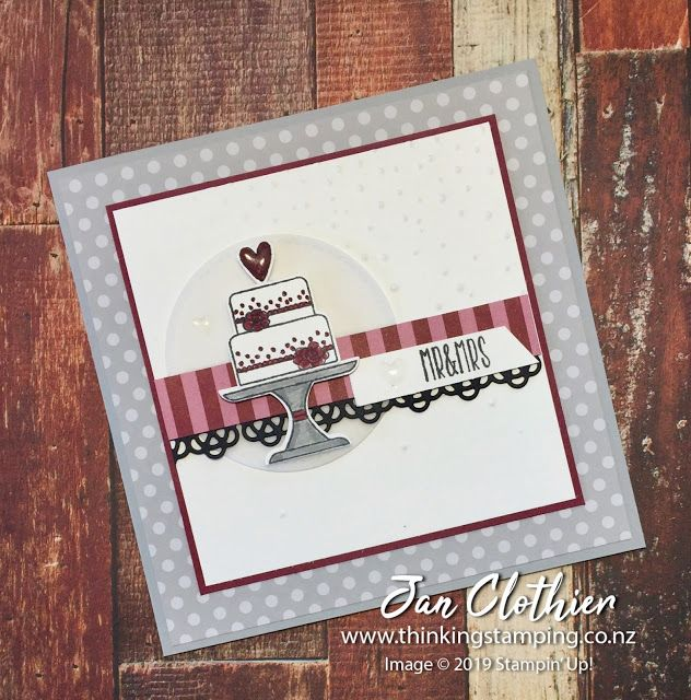 Fms 371 Inkspire Me 384 Stampin Up Cards Anniversary Cards Wedding Anniversary Cards