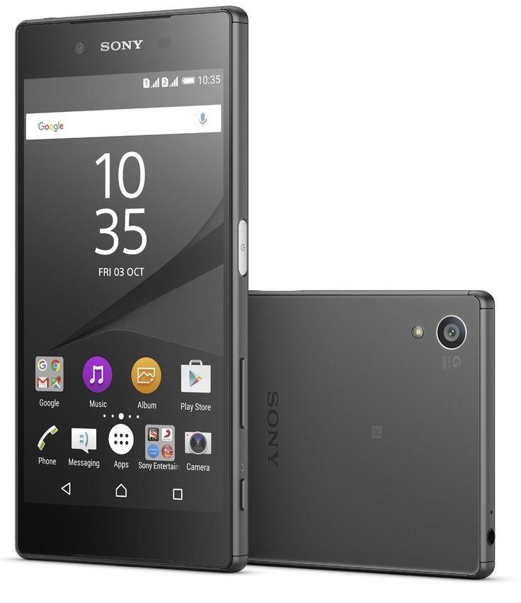 Sony Xperia Z5 E6633 Dual Sim (2nd SIM only 2G)* 4G 32GB Black