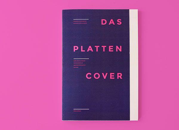 The record cover by Juliane Hohlbaum, via Behance