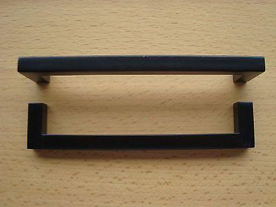 Buegelgriff-Stahl-schwarz-matt-9-x-9mm-verschiedene-Laengen-Moebelgriff-Moebelgriffe