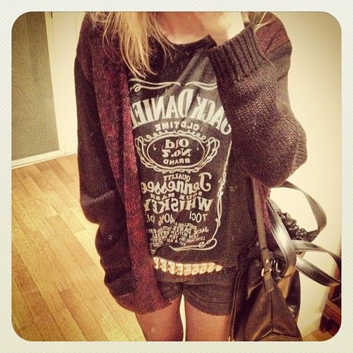 Tumblr Grunge Clothing | black, clothes, girls, grunge - inspiring picture on Favim.com