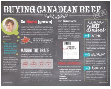 Canada Beef is a superhero when it comes to meal planning, with cuts that simmer for hours or some ready in minutes check out our beef buying guide