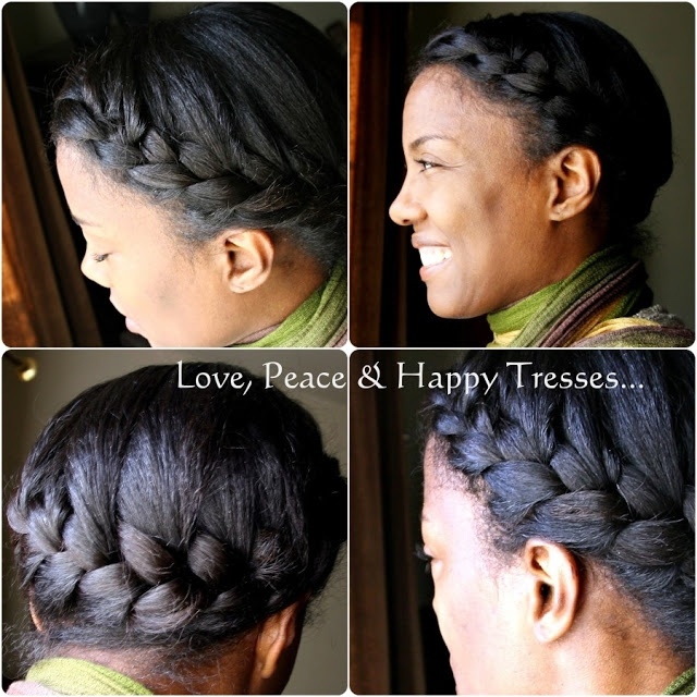 French Braid Styles For Black Hair: 17 Best Images About French Braid Styles On Pinterest