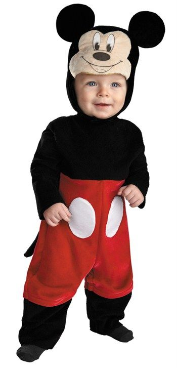 Nice Costumes Disney Baby Mickey Mouse Deluxe Infant Costume just added...