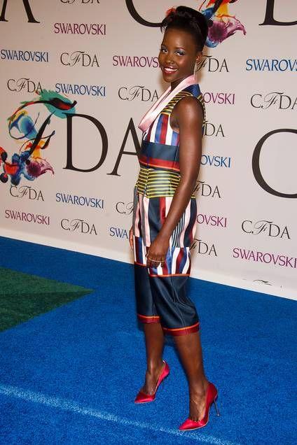 De var vackrast på CFDA Fashion awards   Fashion News   The You Way   Aftonbladet red carpet lupita nyong'o