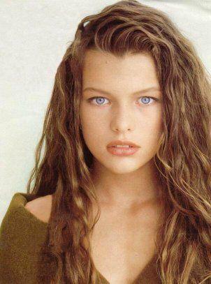 Milla Jovovich: Mila Jovovich, Beaches Hair, Millajovovich, Shorter Hair, Natural Beautiful, Blue Lagoon, Milla Jovovich, Beautiful People, Girls Hair