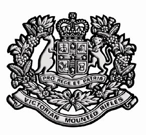 8th/13th Victoria Mounted Rifles.