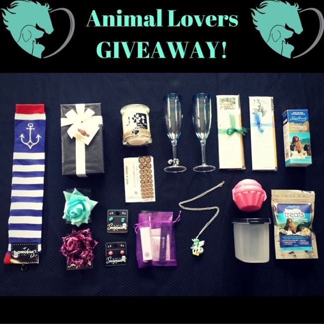 Enter to win: Animal Lovers Giveaway | http://www.dango.co.nz/pinterestRedirect.php?u=23hRjmzH3694