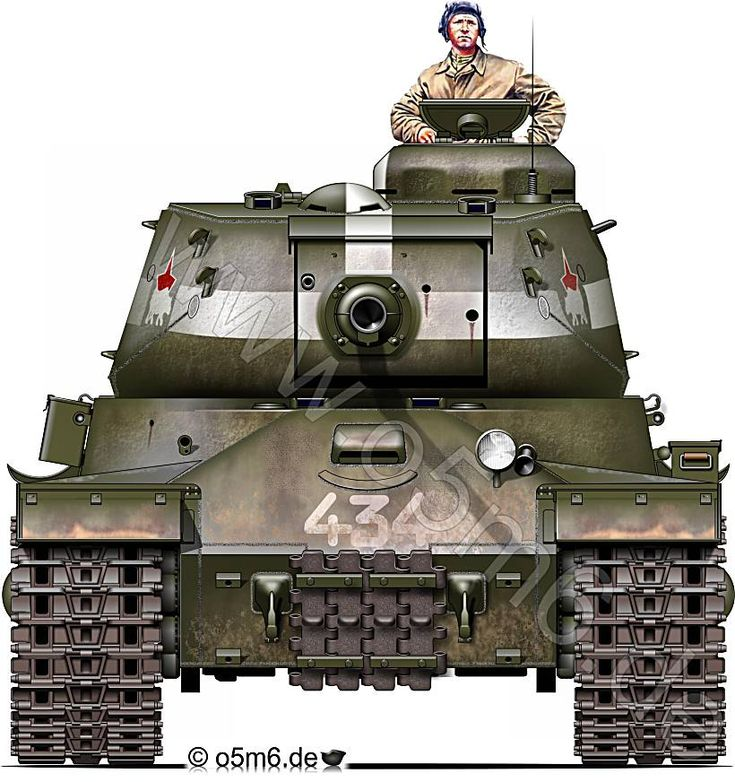 heavy battle tank - photo #36