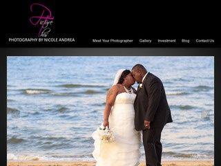 Wedding photographers in Newport News VA