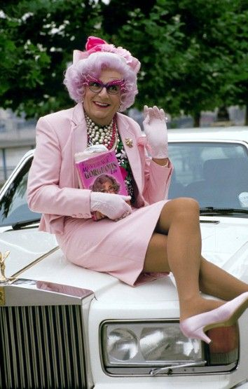 Dame Edna's fashionable life in pictures - Fashion Galleries - Telegraph