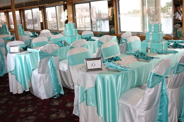Tiffany Blue Wedding Bouquets | Tiffany blue and Coral Chair