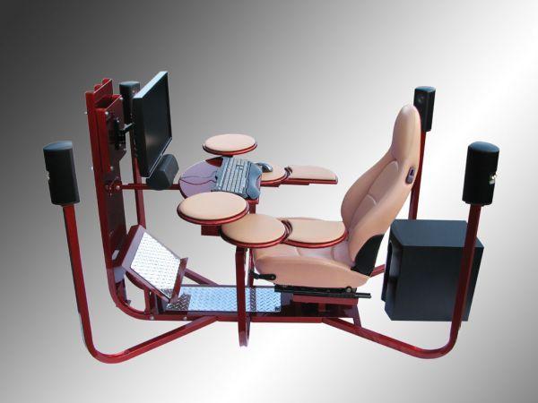 13 best acrylic computer desk images on pinterest