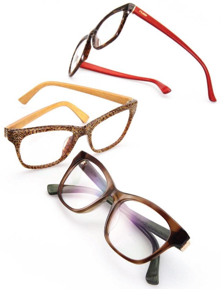fendi eyewear 2013 optical collection