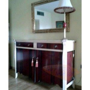 Vendo muebles de segunda mano de un piso de 97m. Muebles de altísima calidad, de madera maciza y comprados en tiendas de renombre. Mueble ap...