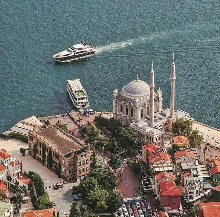 Ortaköy ️ ı love stanbul ️ ✯ Please: ..*Like✓..*Comment✓..*Share✓.. ✯