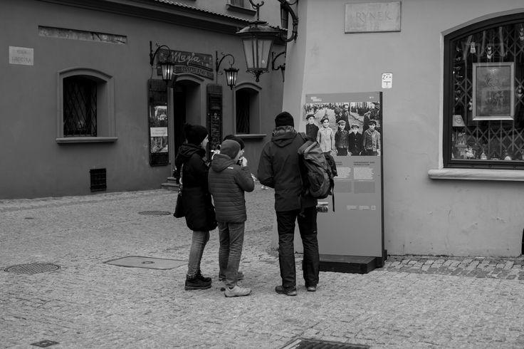https://flic.kr/p/SVzYni | History Teaches | Rynek, Old Town, Lublin, Poland, April 2017.