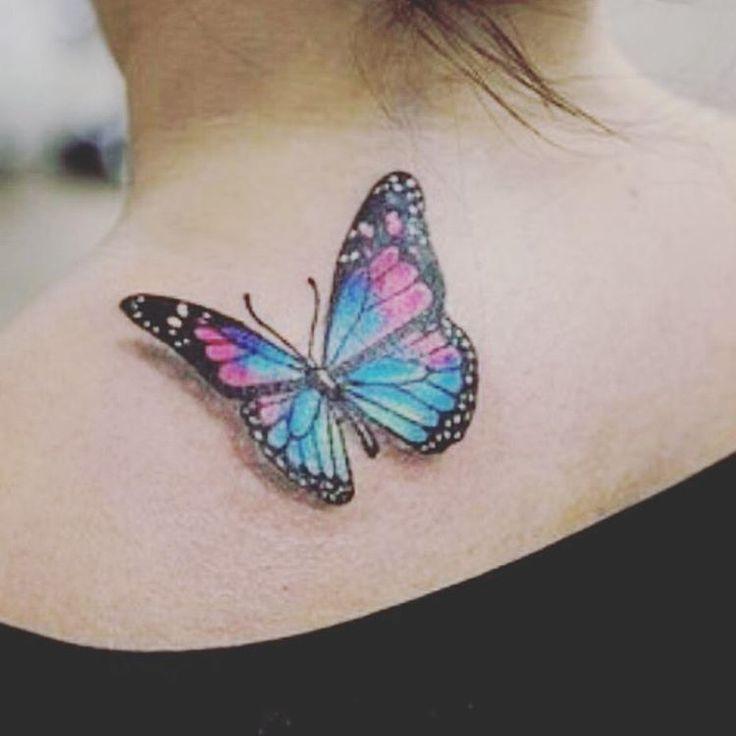 best 25 unique butterfly tattoos ideas on pinterest. Black Bedroom Furniture Sets. Home Design Ideas