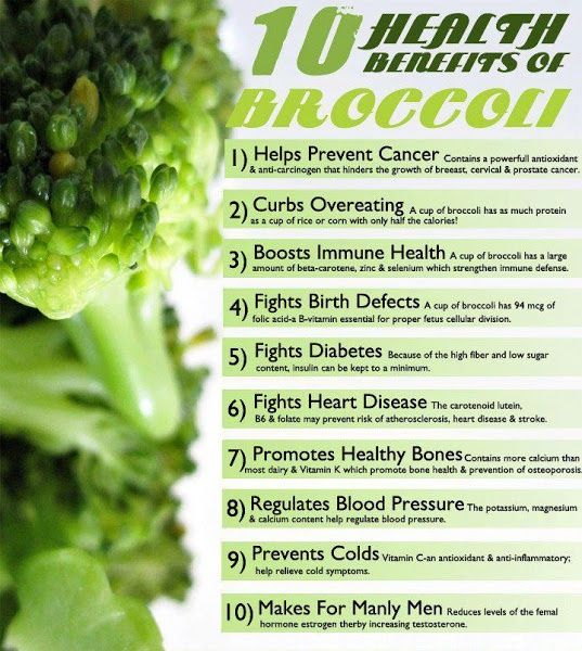 Broccoli Health Benefits :Here are few health benefits of Broccoli. Read below to know about them.