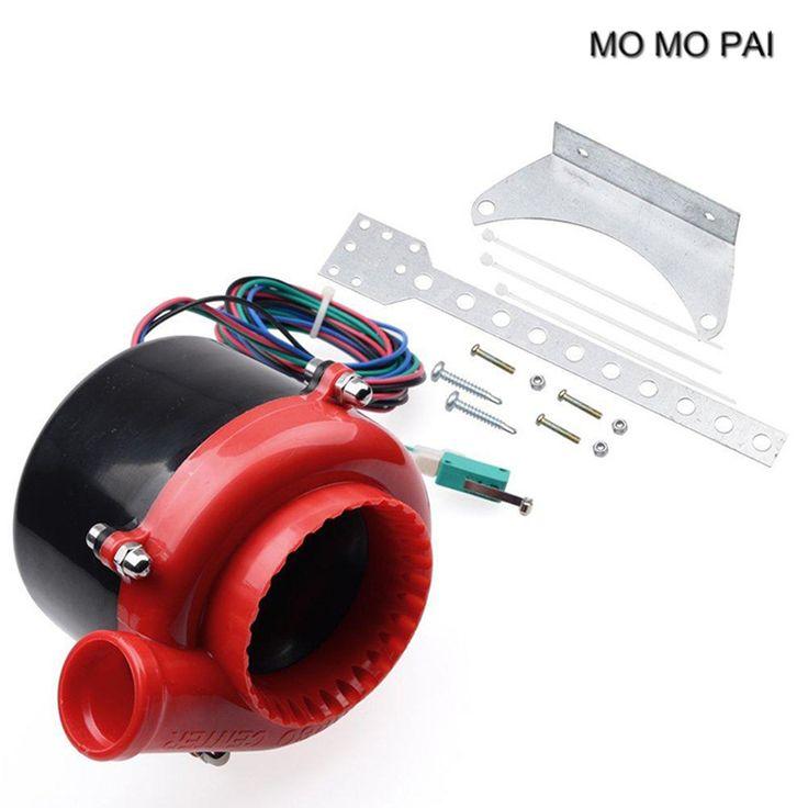 MO MO PAI Universal Car SUV Fake Valve Electronic Turbo Blow Off Valve Sound BOV Include Turbo Sound #Affiliate