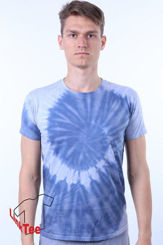 Hipster Throwback 90s Grunge Indie Tie Dye T-shirt by LinkTee