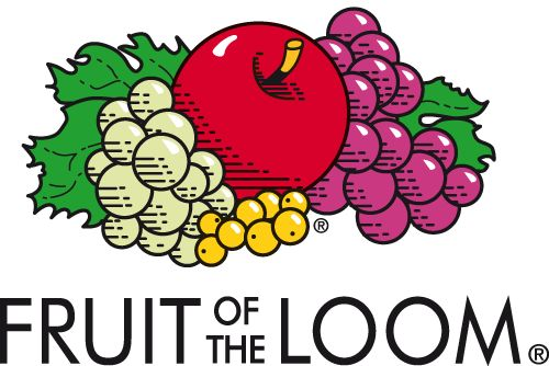 les tee-shirts fruit of the loom.