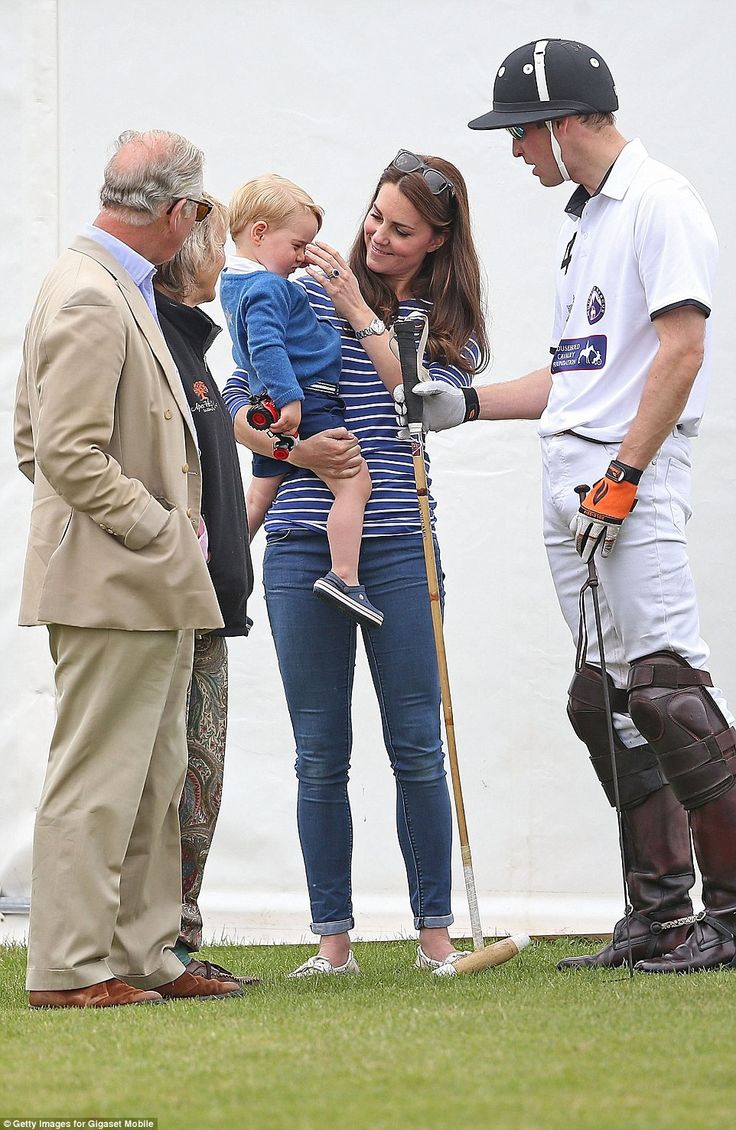 6/14/2015: Festival of Polo, with Prince Charles, Prince George, & Prince William (Tetbury, Gloucestershire)