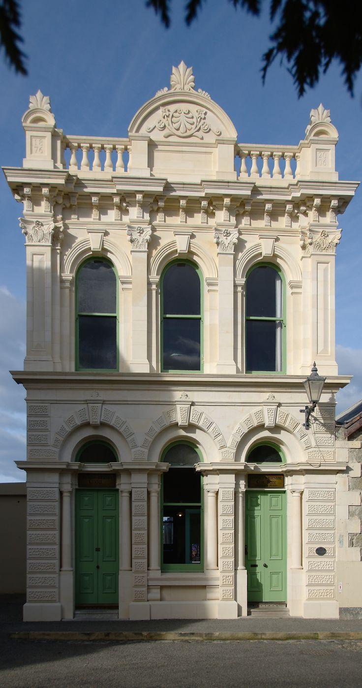 Old Harbour Board building - Oamaru, NZ