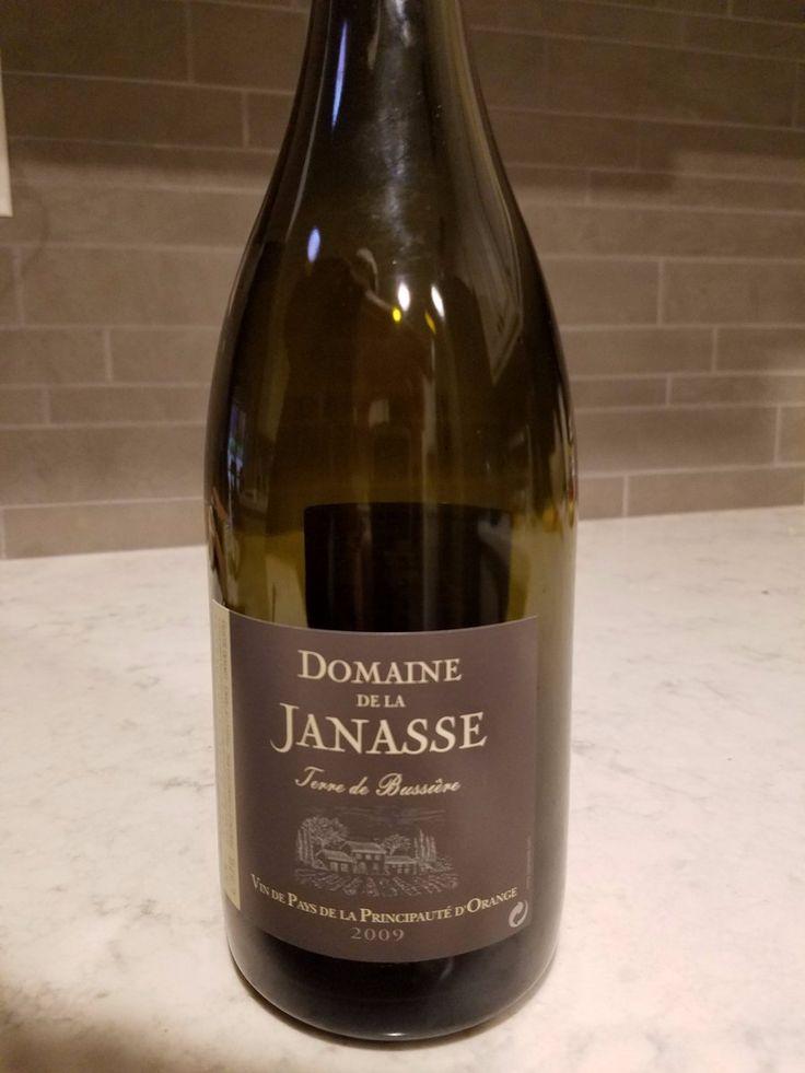 One of those little wines that #winelovers hope to find DOMAINE DE LA JANASSE Terre de Bussiere Principaute d'Orange http://www.lajanasse.com/en/igp    Domaine La Janasse (@LaJanasse) | Twitter