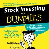 Trading options for dummies 2nd edition